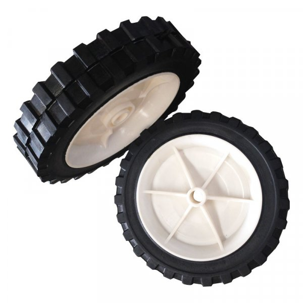 "6 Inch 6""X1.5"" Semi-Pneumatic Rubber Wheel for Hand Trolley"