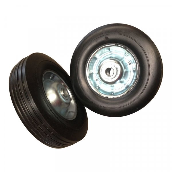 "10.5 Inch 10.5""X2"" Semi Pneumatic Rubber Wheel"