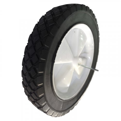 "8 Inch 8""X1.75"" Solid Rubber Wheel for Tool Carts"