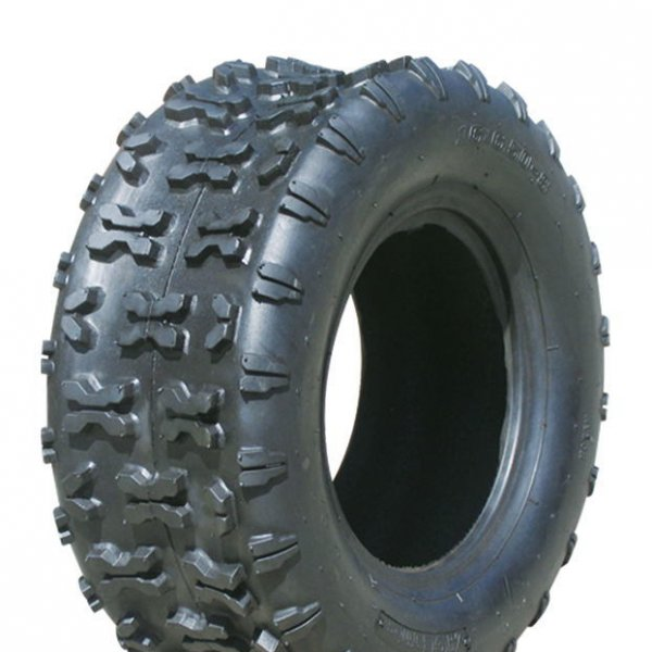 16 Inch 6.50-8 Go Kart/Lawn Mower Rubber Wheel Tire
