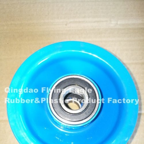 3.00-4 Metal Rim/Spoke for Trolley Wheel