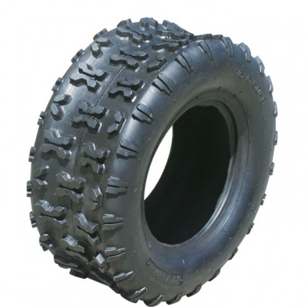 "16 Inch 16""X7.50-8 Go Kart/Lawn Mower Rubber Wheel Tire"
