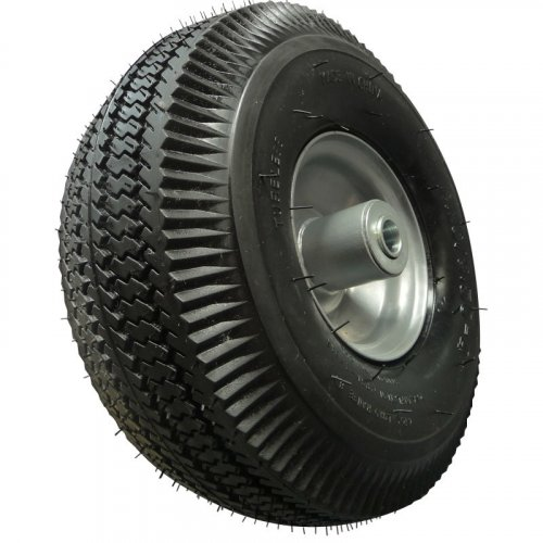 "10 Inch 10""X3.50-4 Tubeless Rubber Wheel"