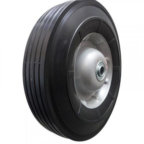 "10inch 10""X2.75"" Semi-Pneumatic Solid Rubber Wheel"