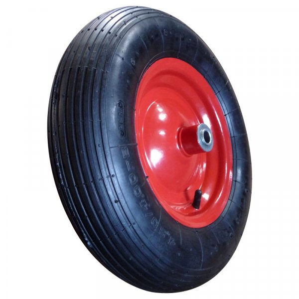 16inch 16X4.80/4.00-8 Pneumatic Inflatable Rubber Wheel