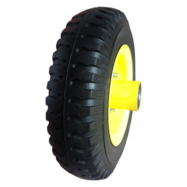 "8 Inches 8""X2.50-4 Polyurethane Wheel, Trolley Wheel"