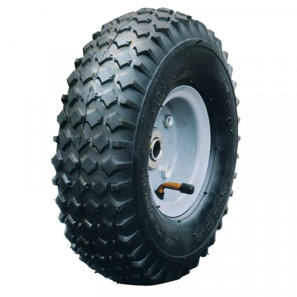 12 Inch 3.50-5 Pneumatic Inflatable Rubber Wheel