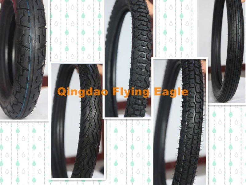 2.25-17 225-17 Motorcycle Tire/Tyre and Tube